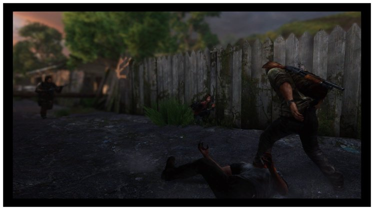 the last of us stomp
