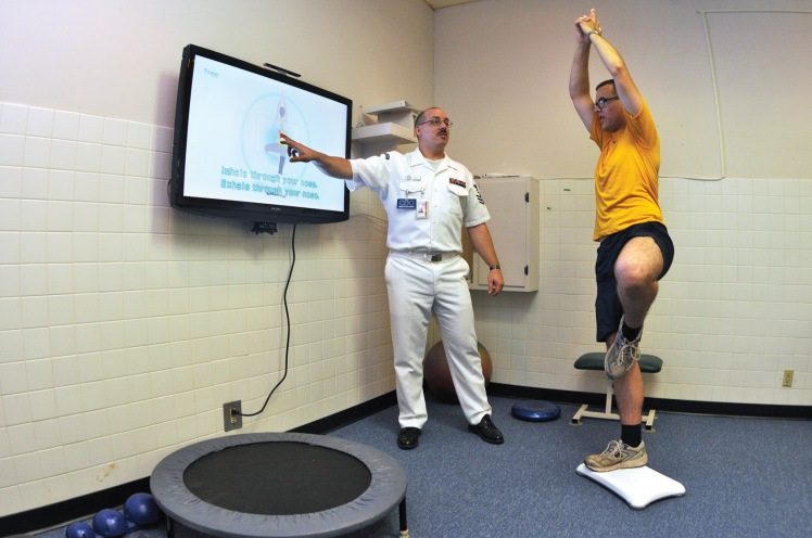 video game physical therapy