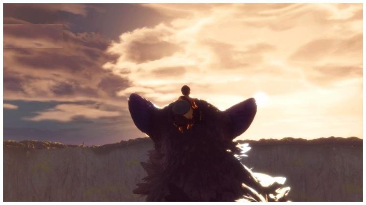 last guardian ending