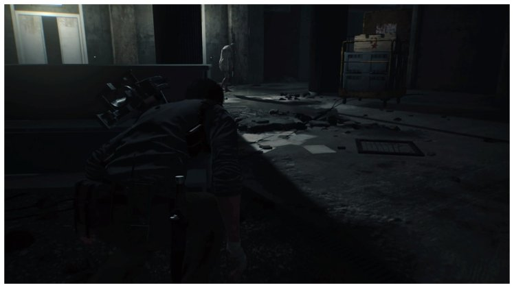 evil within 2 stealth
