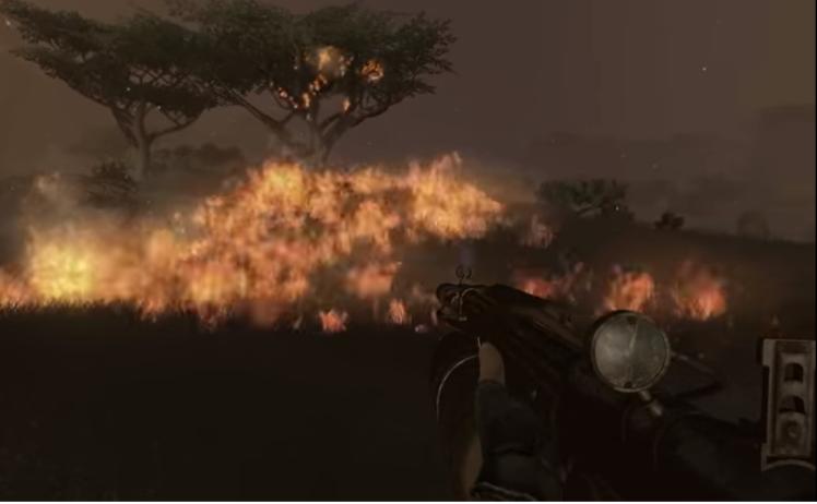 farcry 2 fire