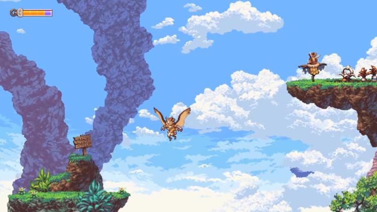 owlboy game