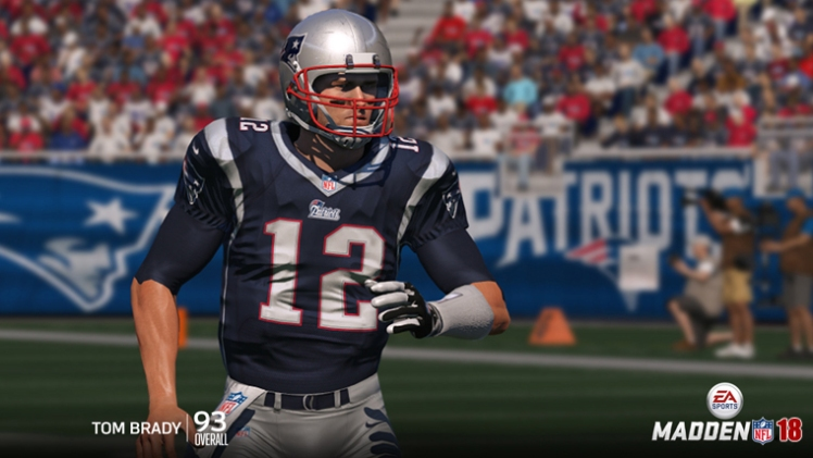 tom brady madden 18