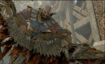 god of war valkyries