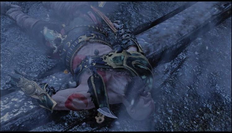 kratos dead