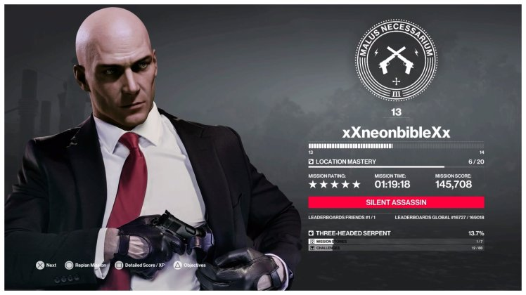 silent assassin hitman 2