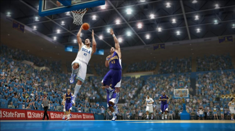 ea ncaa college basketball 2010
